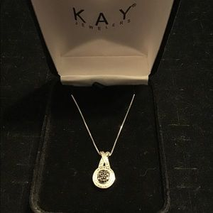 Kay jewelers pendant necklace